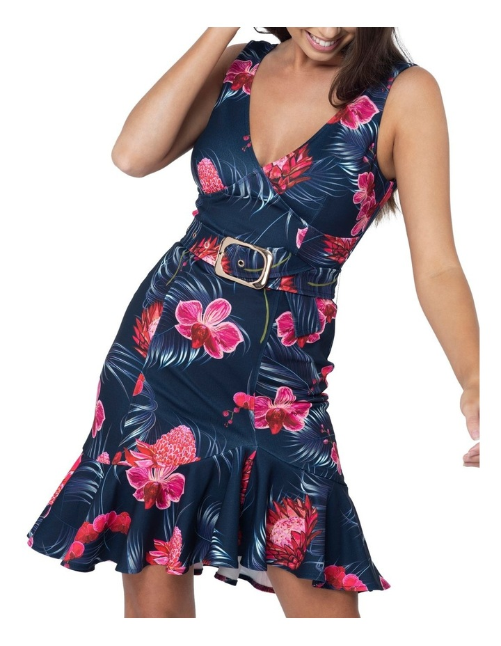 Bennie V Neck Dress image 4