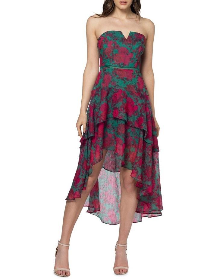 Spiced Strapless Dress image 1