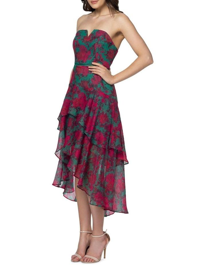 Spiced Strapless Dress image 2