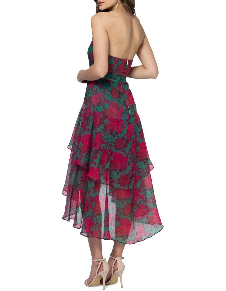 Spiced Strapless Dress image 3