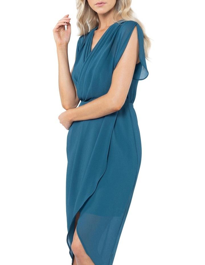 Rosebowl Midi Dress image 3