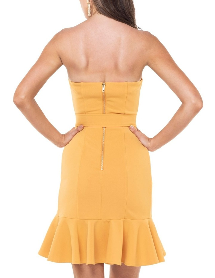 Paris Strapless Mini Dress image 3