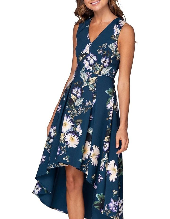 Green Dream High Low Dress image 2
