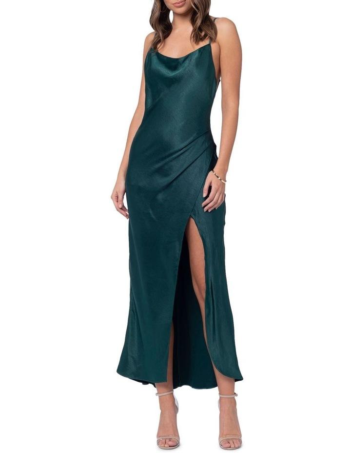 Aurora Satin Dress image 1