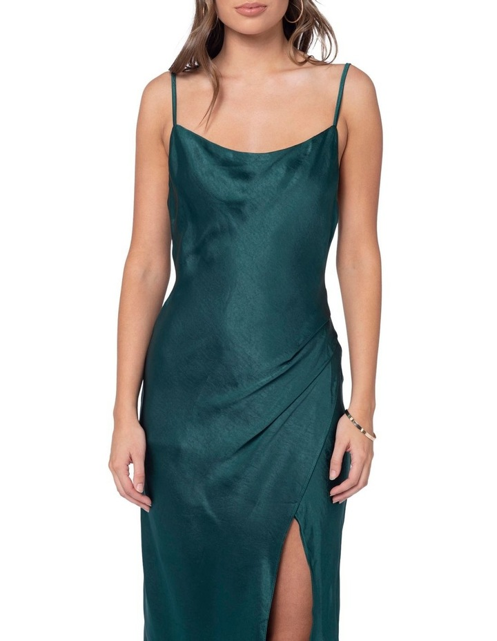 Aurora Satin Dress image 2