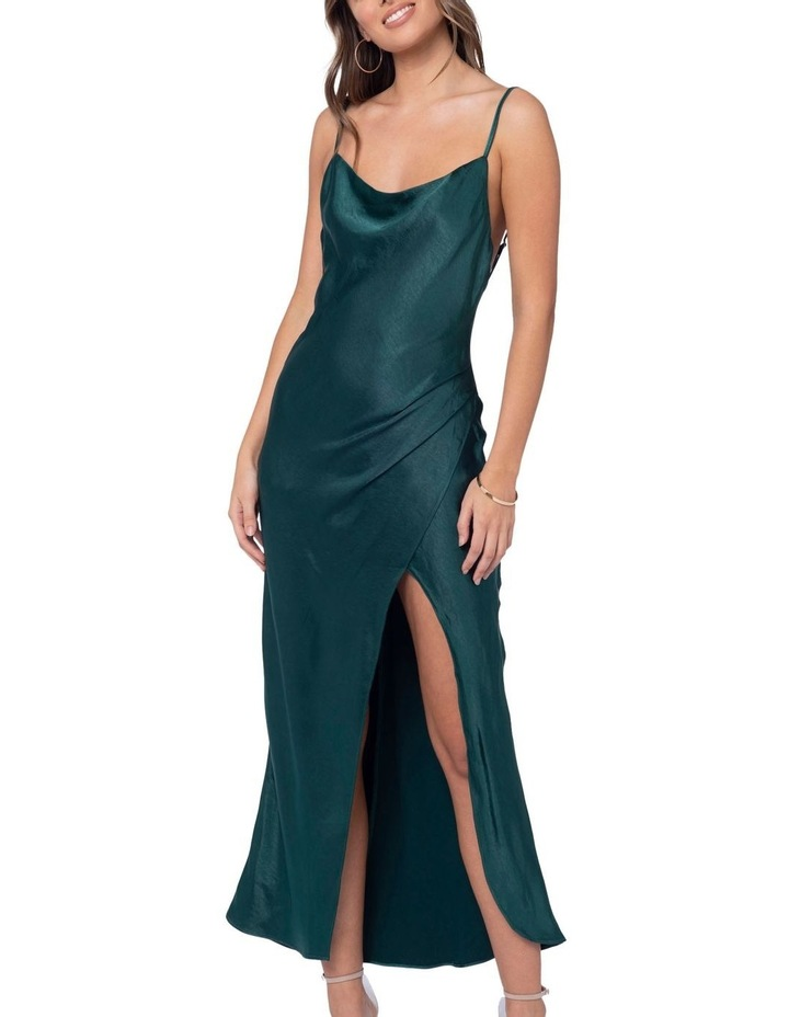 Aurora Satin Dress image 4