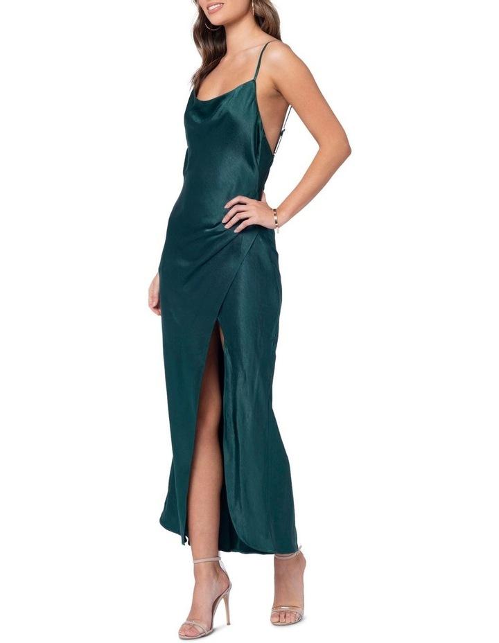 Aurora Satin Dress image 5