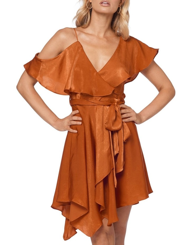 Amore Mini Wrap Dress image 1
