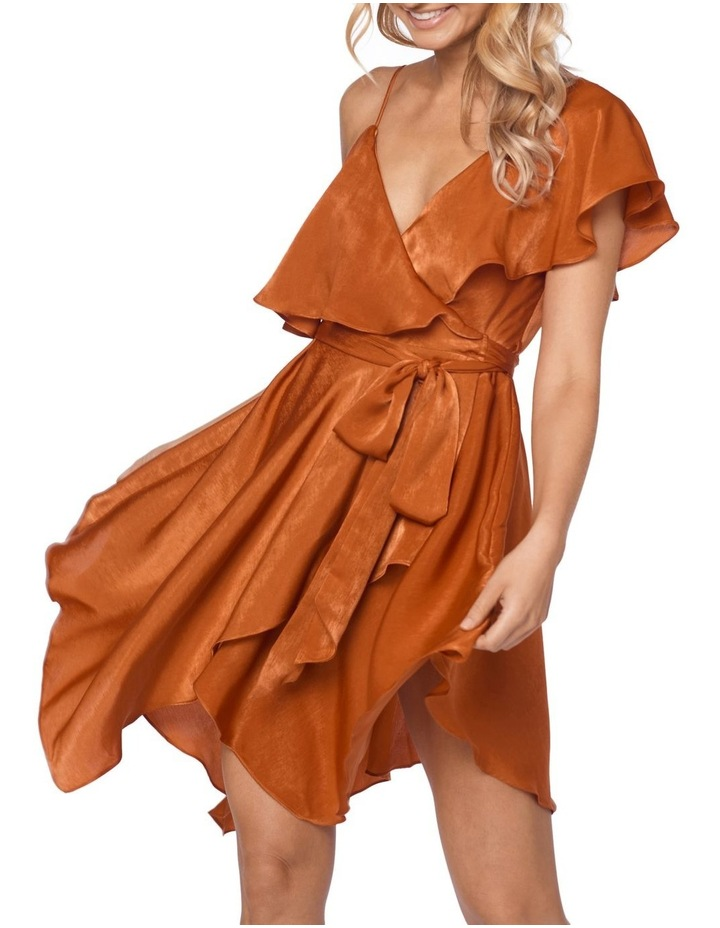 Amore Mini Wrap Dress image 2