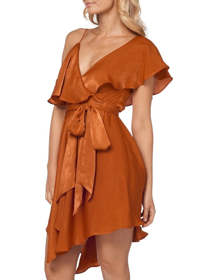 Amore Mini Wrap Dress image 3