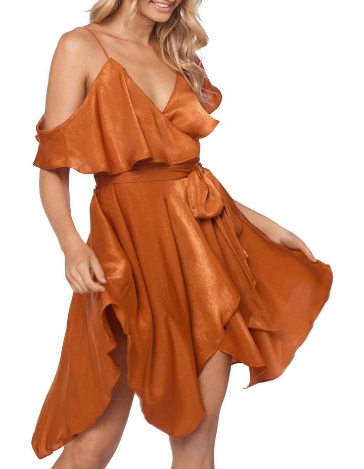 Amore Mini Wrap Dress image 4