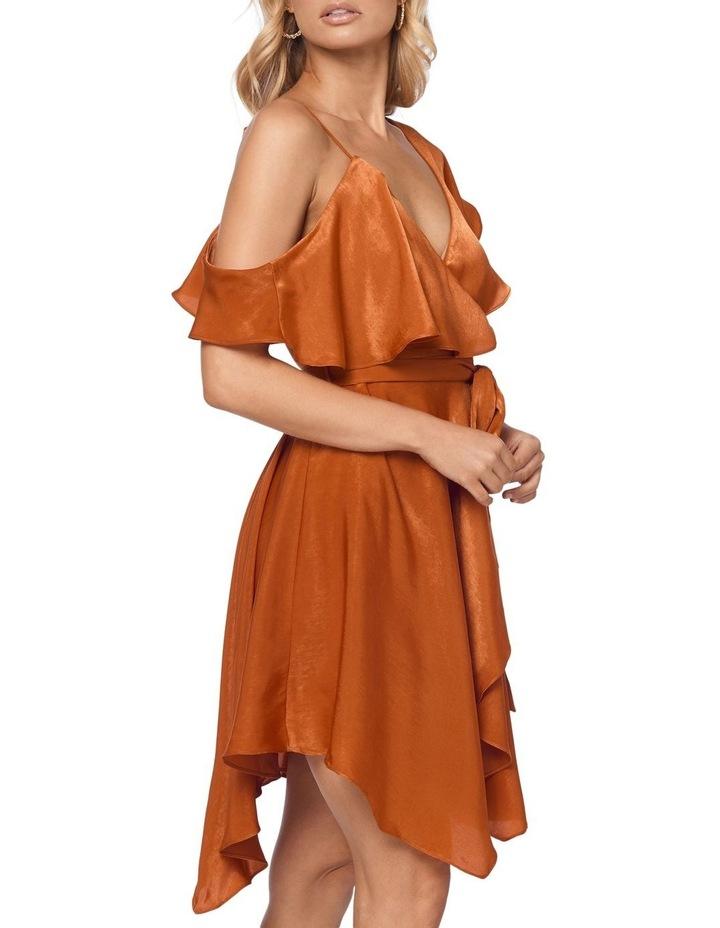 Amore Mini Wrap Dress image 5