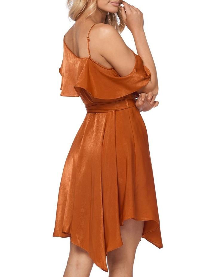Amore Mini Wrap Dress image 6