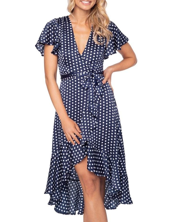 Stormy Polka Dress image 2