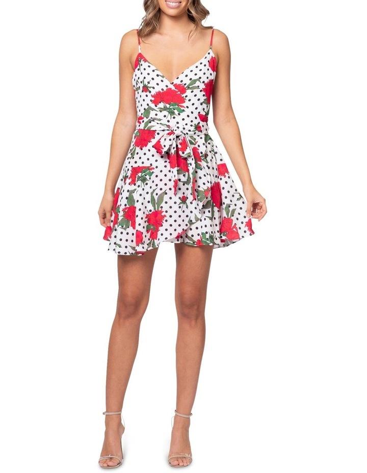 Roman Wrap Dress image 1