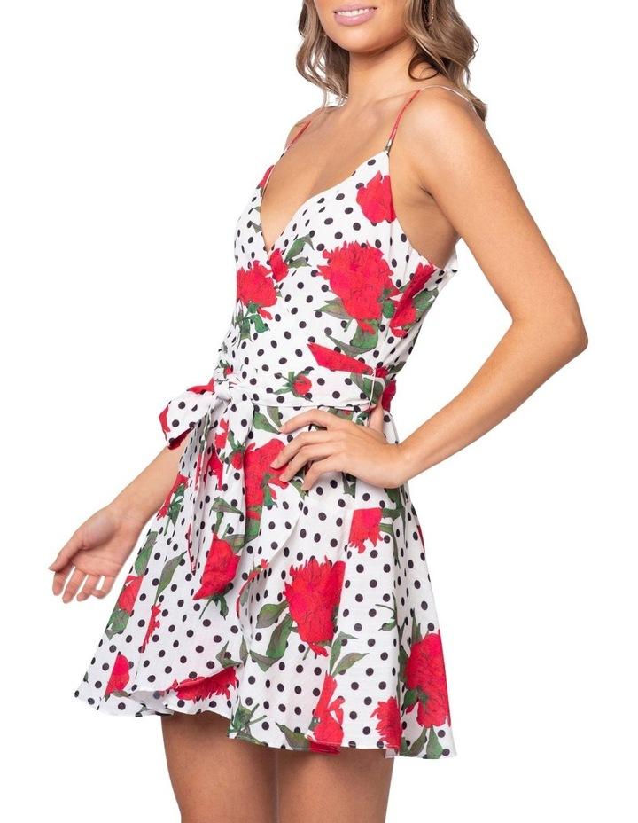 Roman Wrap Dress image 2