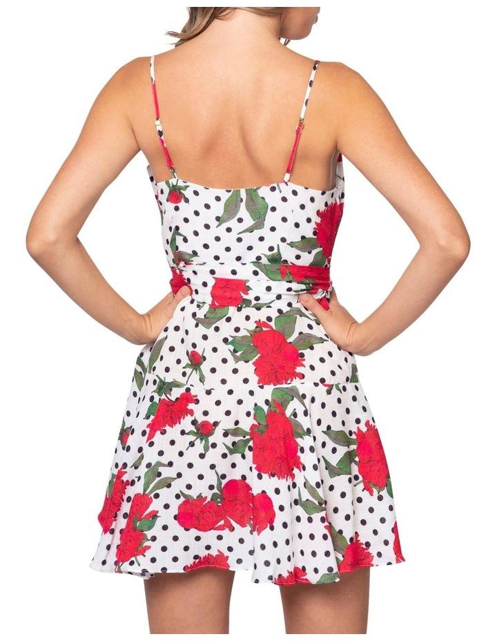 Roman Wrap Dress image 5