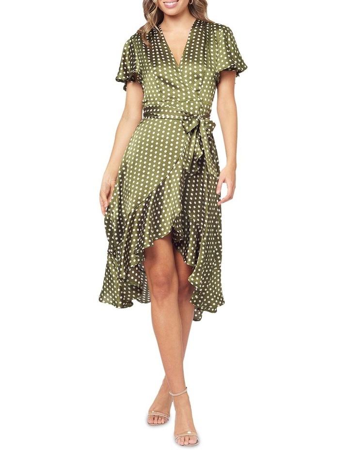 Stormy Polka Dress image 1