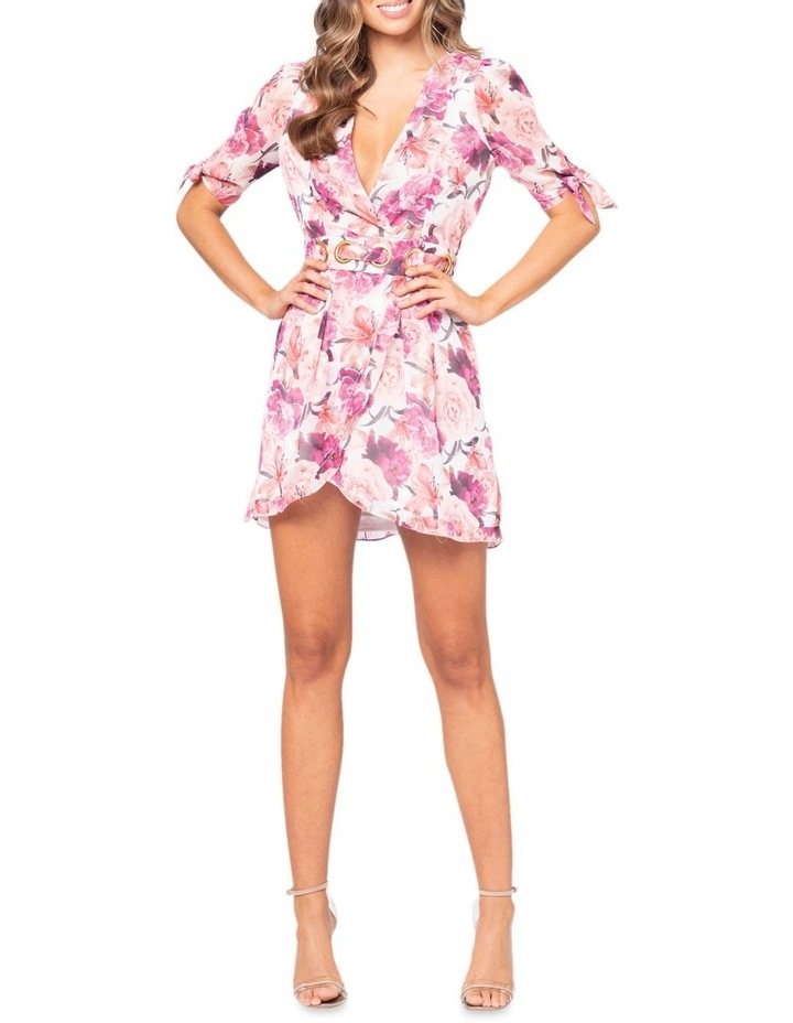 Halston Mini Dress image 1