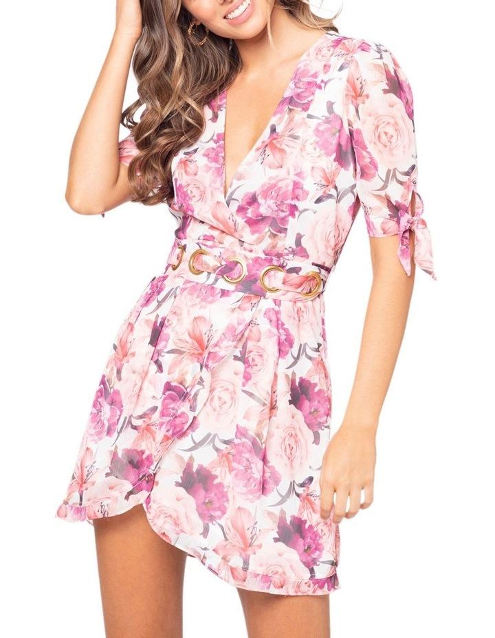 Halston Mini Dress image 2