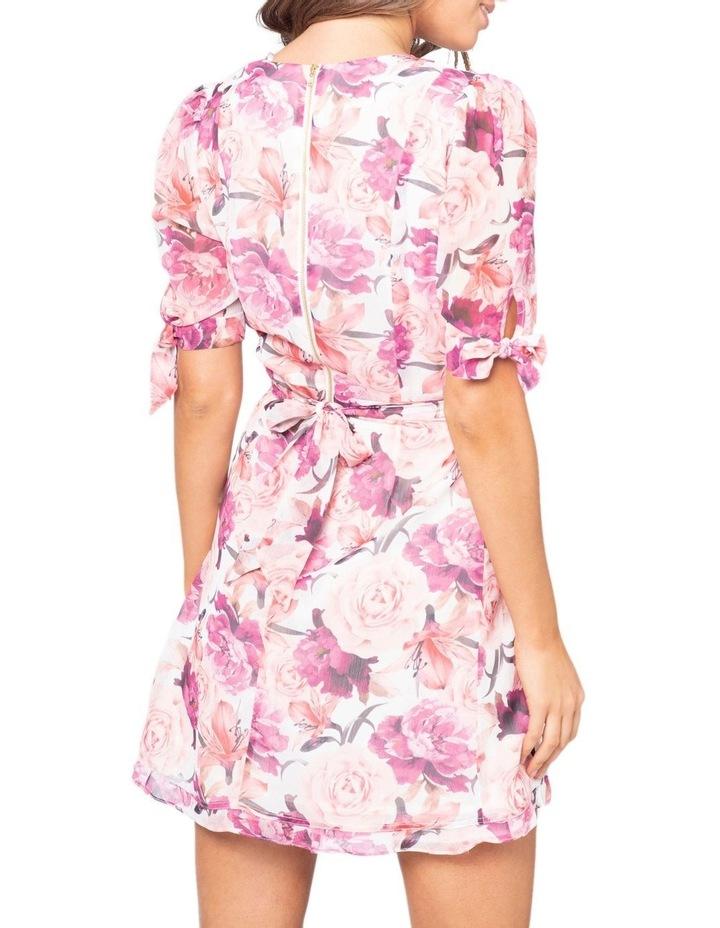 Halston Mini Dress image 4