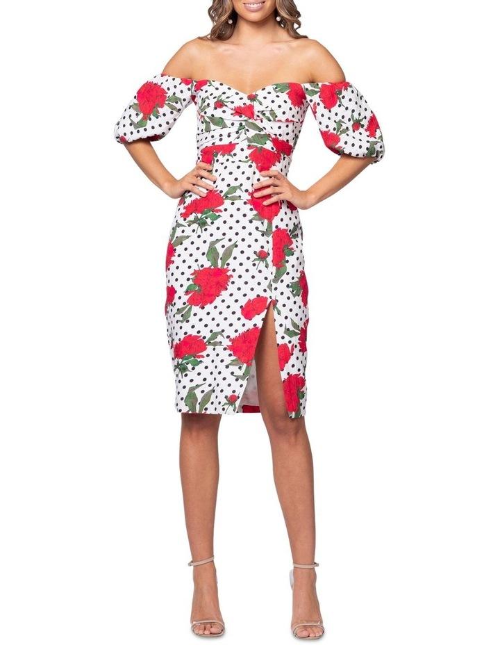 Roman Midi Dress image 1