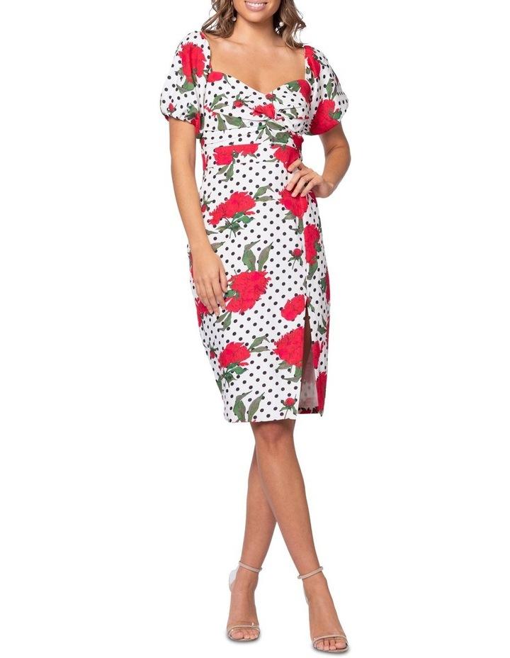 Roman Midi Dress image 3