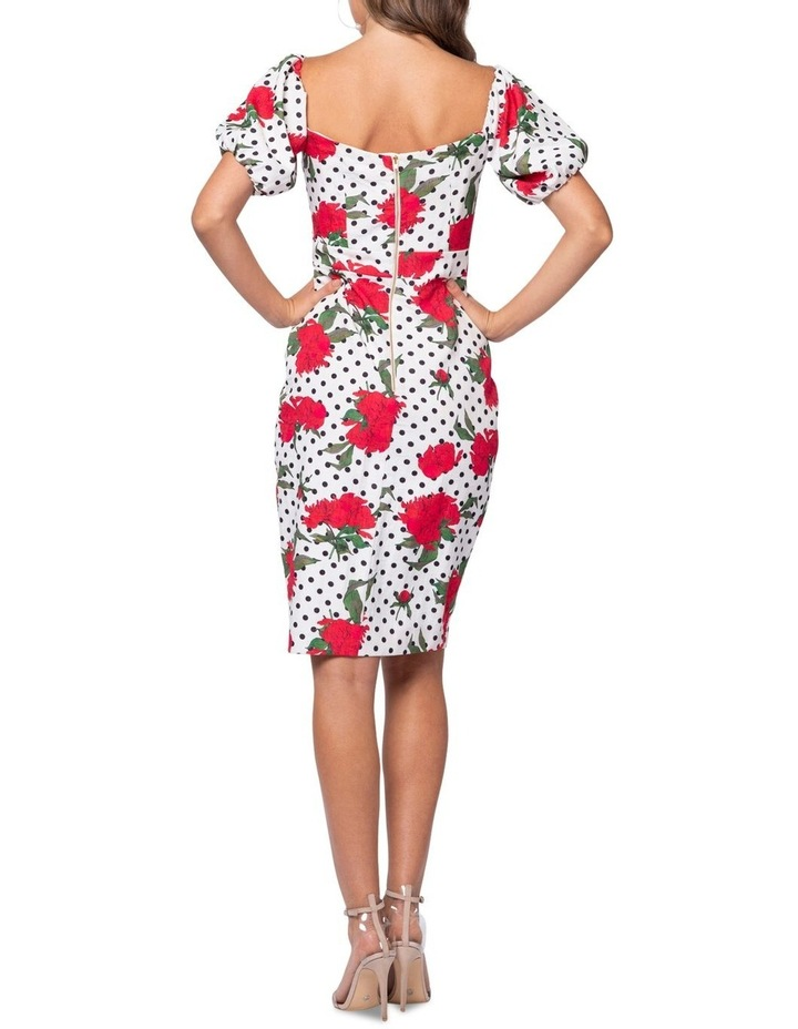 Roman Midi Dress image 5