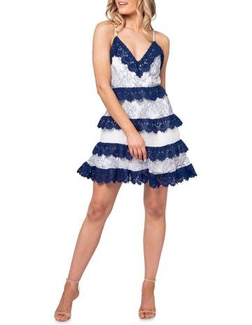 Pilgrim Mission Lace Mini Dress