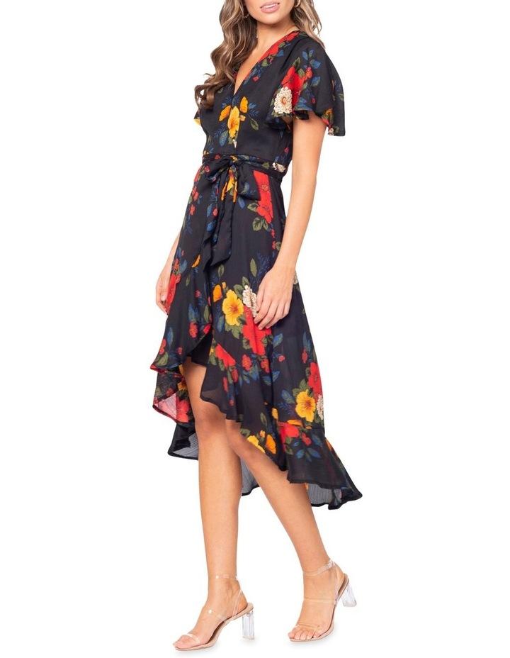 One Way Midi Dress image 3
