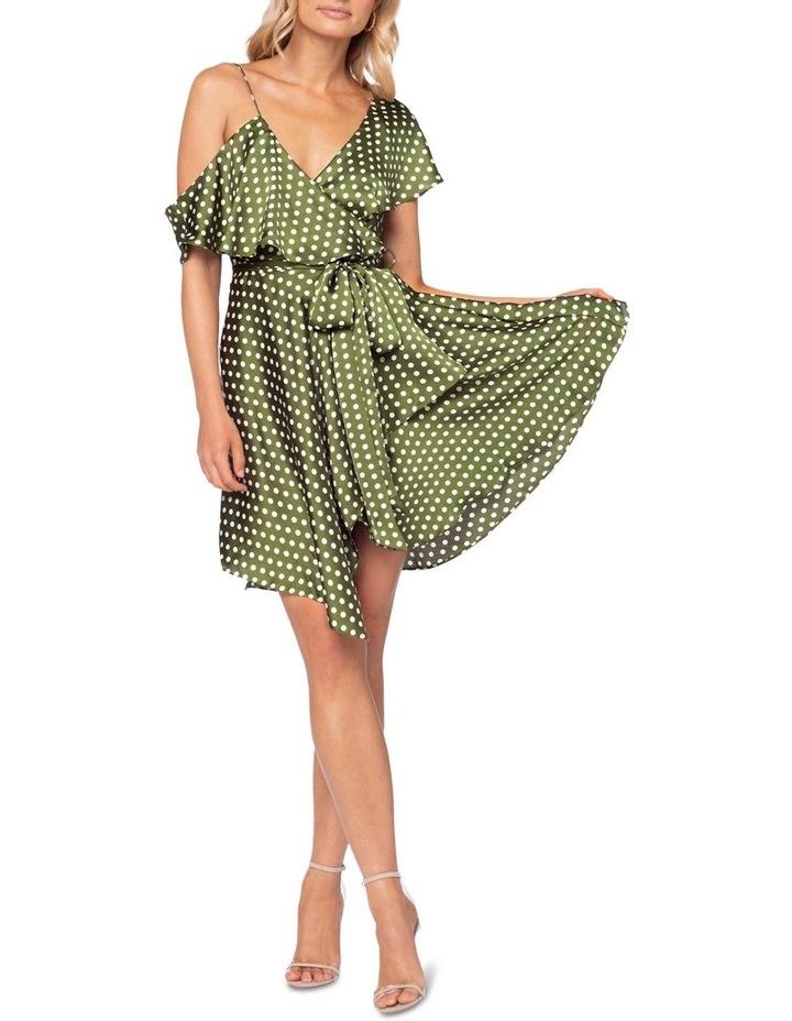 Amore Polka Mini Dress image 1