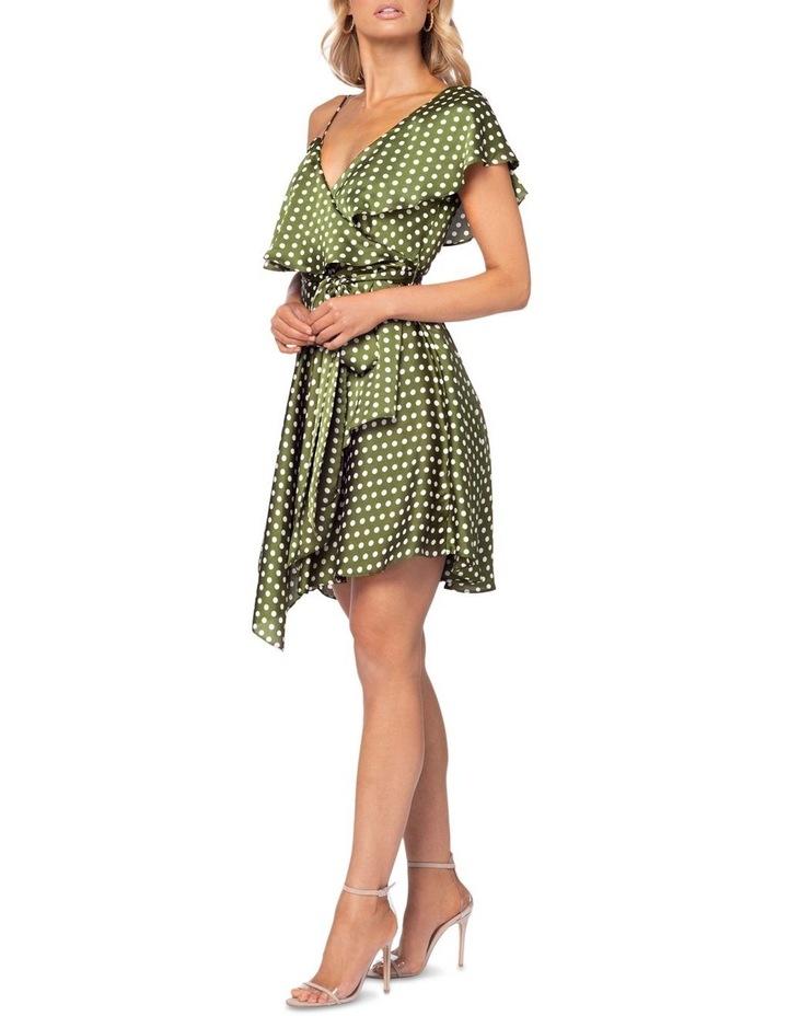 Amore Polka Mini Dress image 2