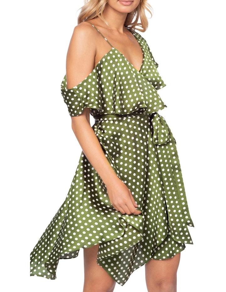Amore Polka Mini Dress image 5