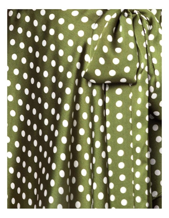 Amore Polka Mini Dress image 7