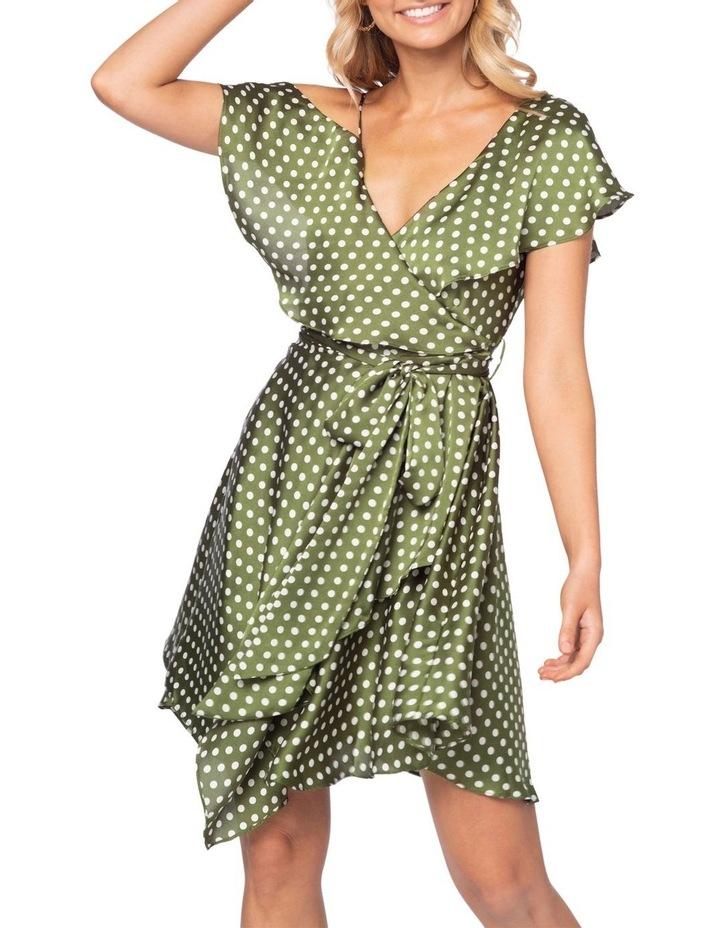 Alexi Wrap Dress image 5