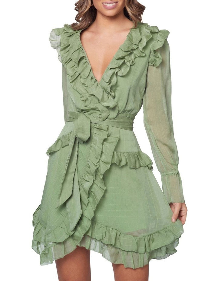 Cora Wrap Dress image 1