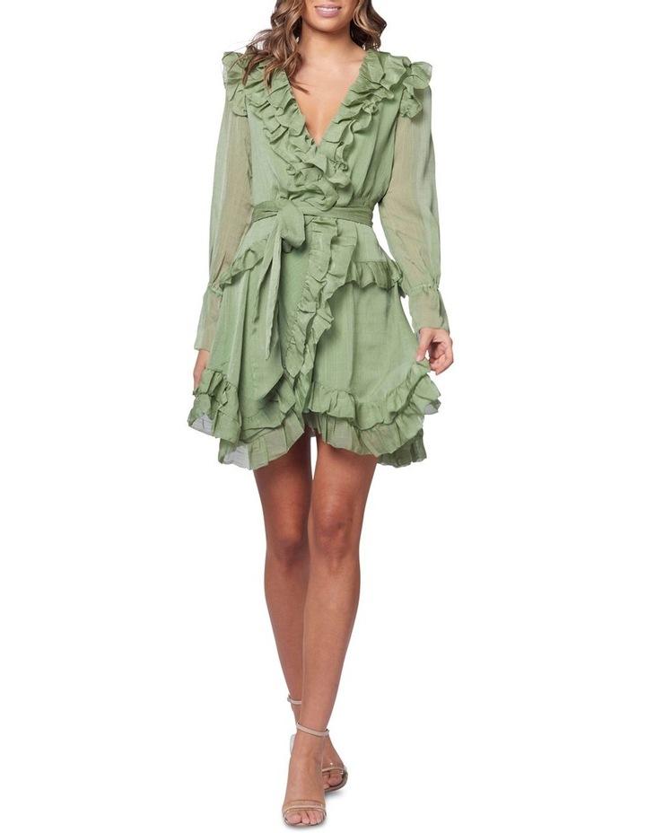 Cora Wrap Dress image 2