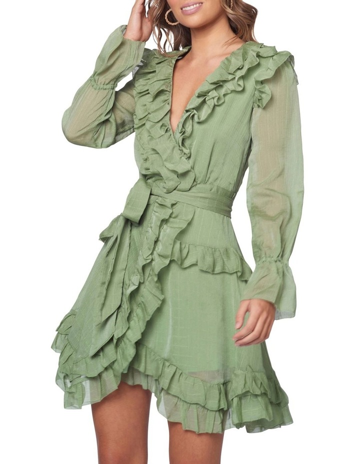 Cora Wrap Dress image 3