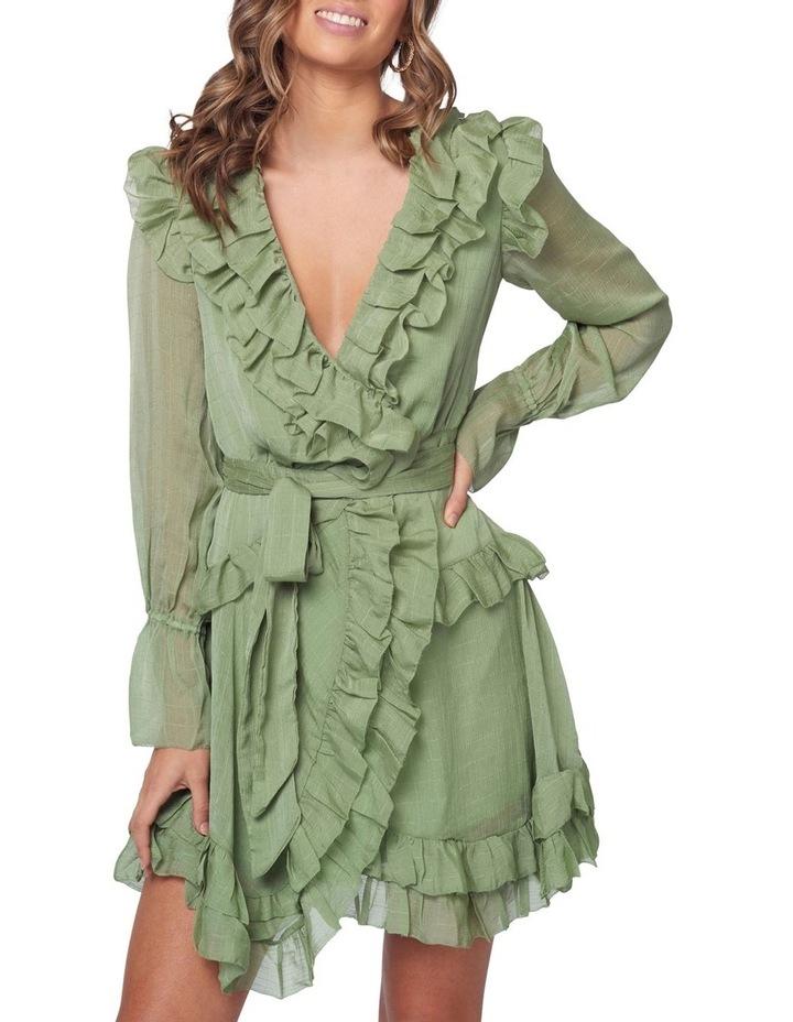 Cora Wrap Dress image 5