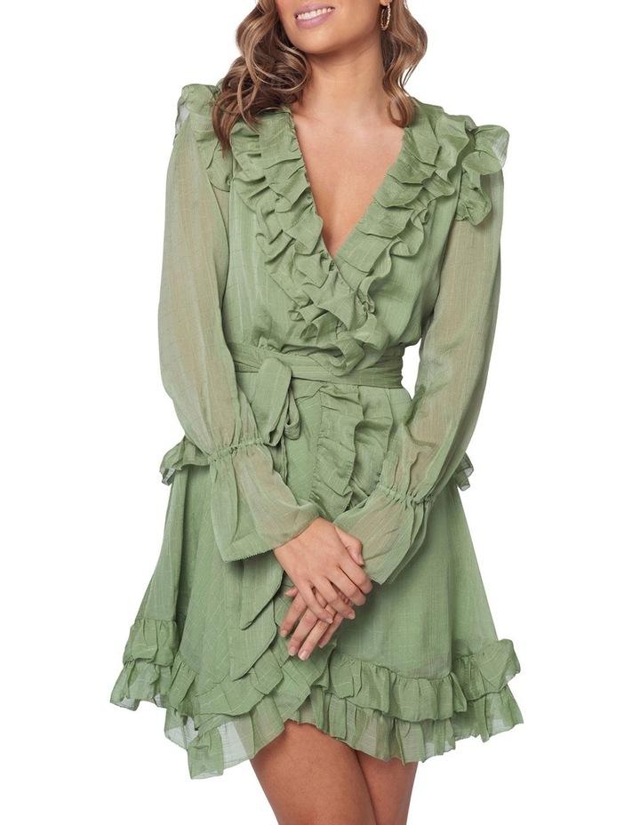 Cora Wrap Dress image 6