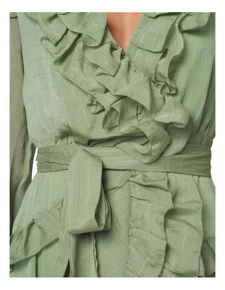 Cora Wrap Dress image 7