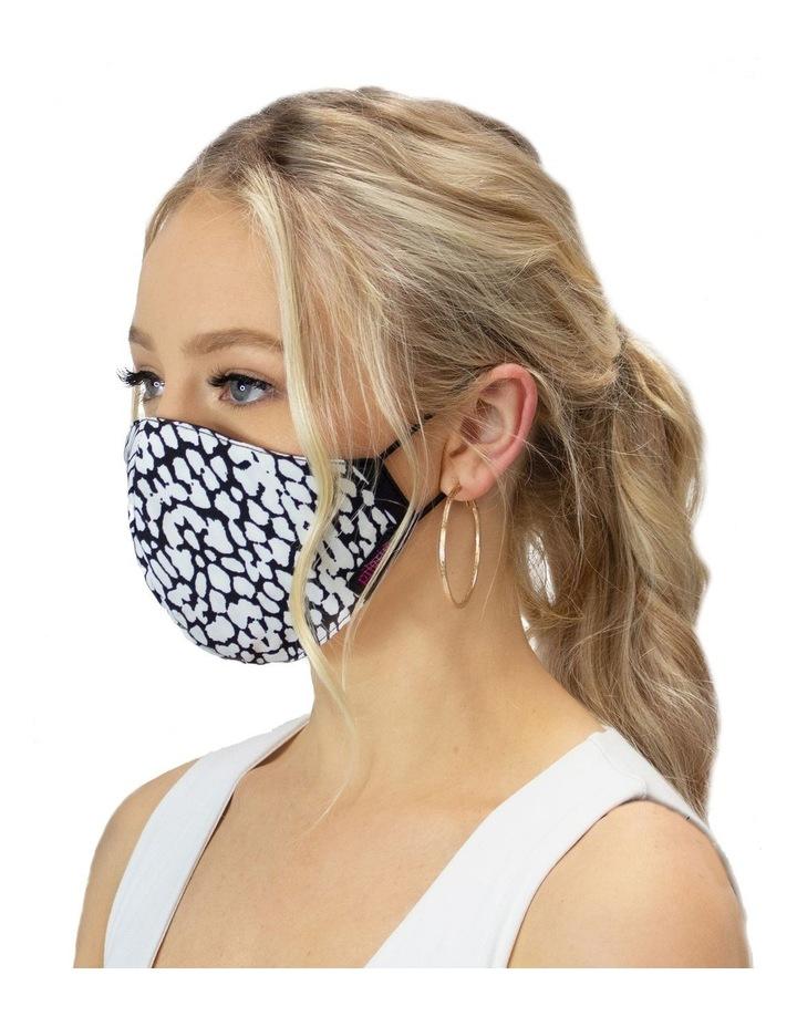 Cheetah Print Face Mask image 1