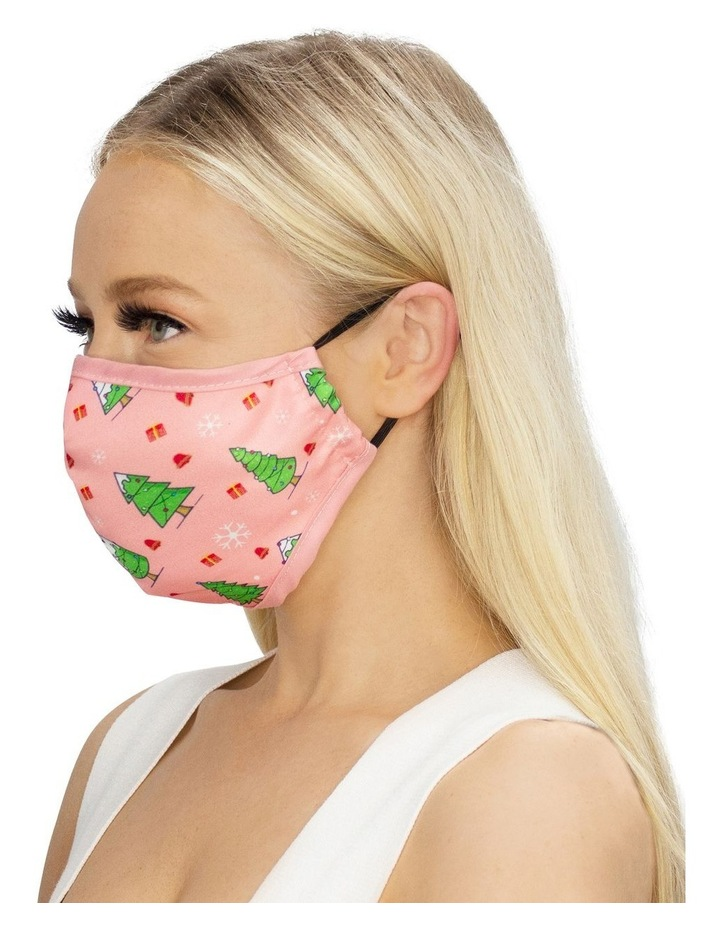 Sleigh Queen Face Mask image 1