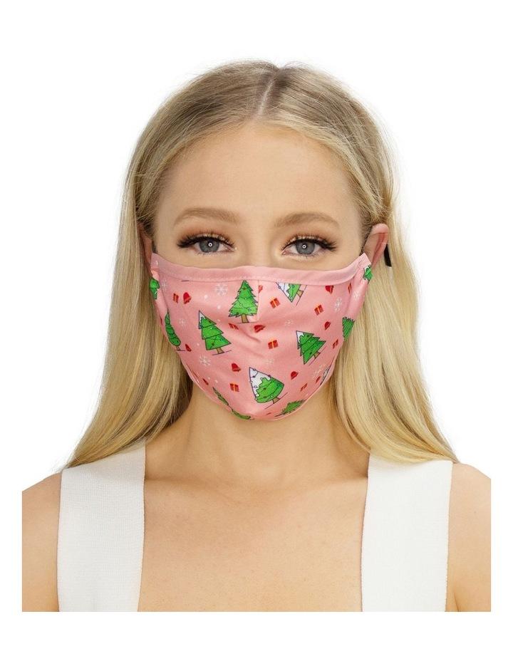 Sleigh Queen Face Mask image 2