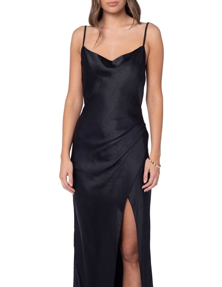 Allure Satin Gown image 5