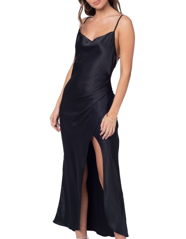 Allure Satin Gown image 4