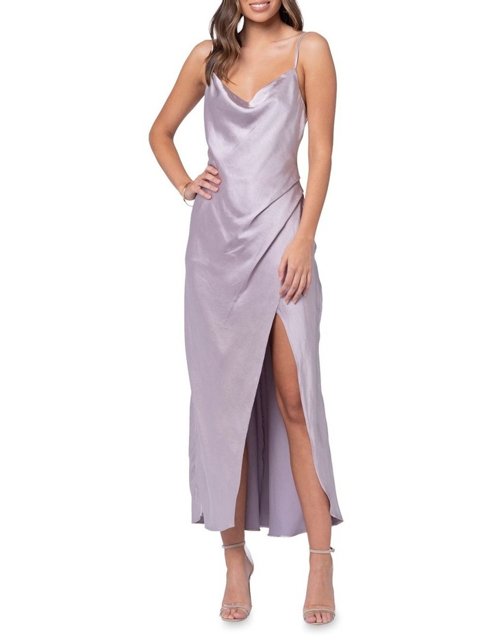 Allure Satin Gown image 1
