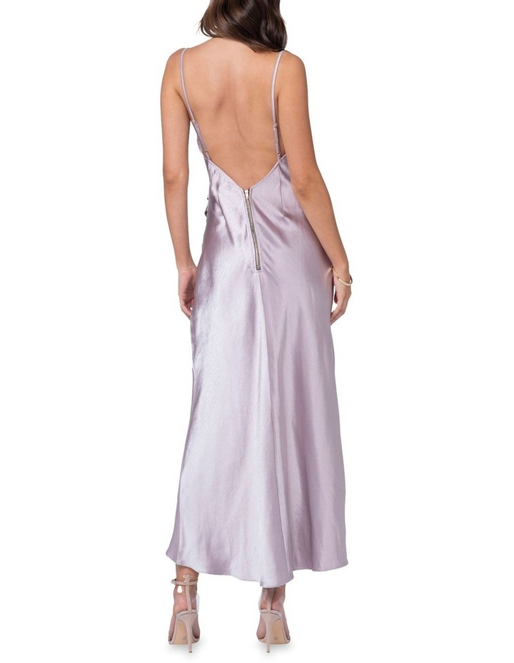 Allure Satin Gown image 3