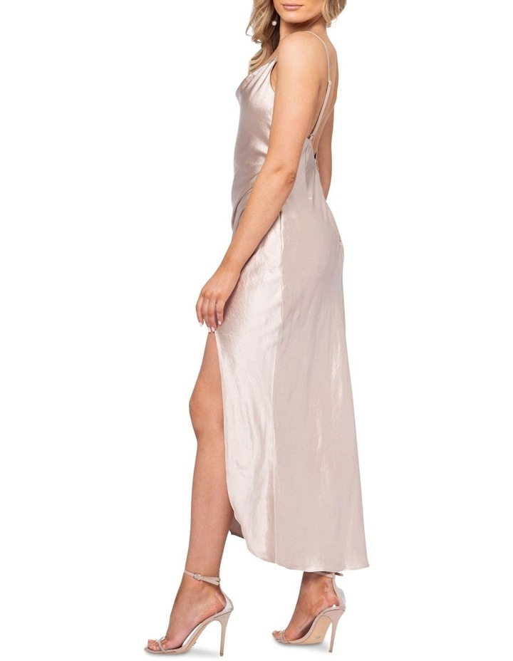 Allure Satin Gown image 2