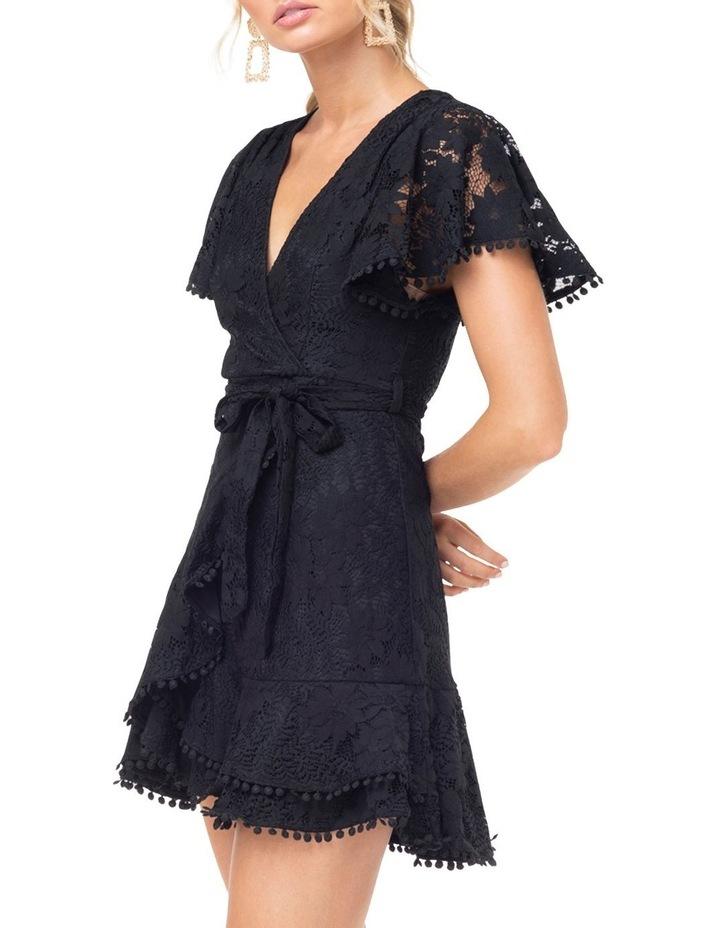Ashia Lace Mini Dress image 2